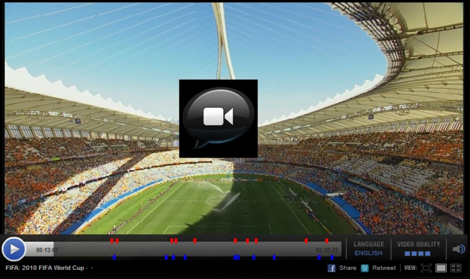 Spain vs Honduras - Watch Live Football World Cup 2010